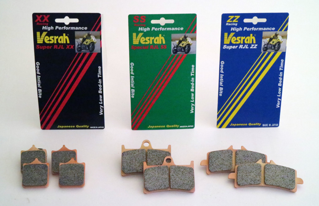 Racing Products - Vesrah Company, Inc